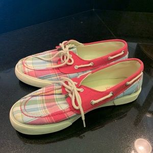 RALPH LAUREN Boat Shoes Size 10